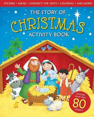 The Story of Christmas Activity Book