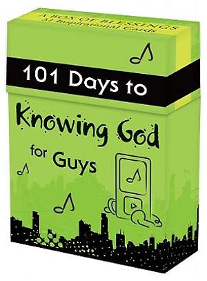 101 Days- Knowing God for Guys