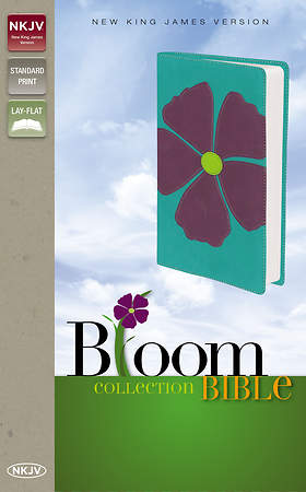 NKJV Bloom Collection Bible