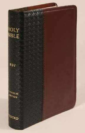 Revised Standard Version Compact Catholic Bible