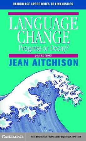 Language Change [Adobe Ebook]