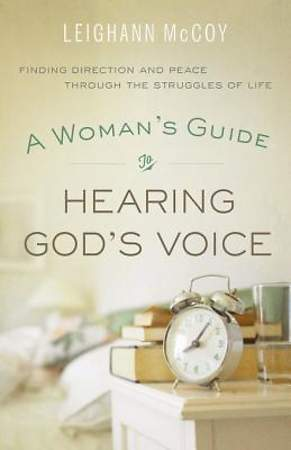 A Woman's Guide to Hearing God's Voice [ePub Ebook]