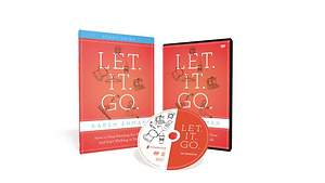 Let. It. Go. Participant`s Guide with DVD