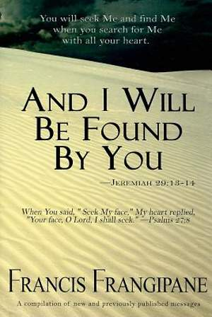And I Will Be Found by You