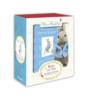 Peter Rabbit Book and Toy [With Plush Rabbit]