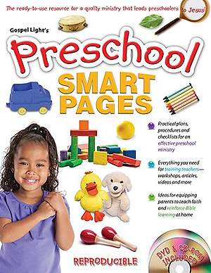 Preschool Smart Pages