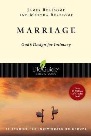 LifeGuide Bible Study - Marriage
