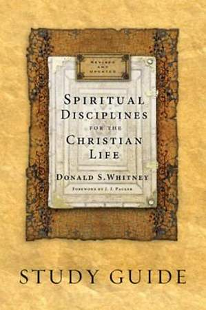 Spiritual Disciplines for the Christian Life Study Guide [ePub Ebook]