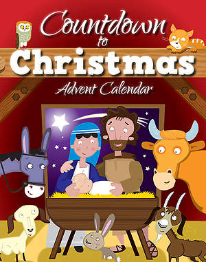Countdown to Christmas Advent Calendar