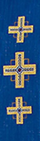 Kingdom Cross Stole 5
