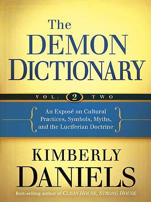 The Demon Dictionary Volume Two [ePub Ebook]