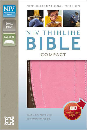 NIV Thinline Bible Compact