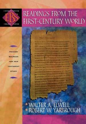 Readings from the First Century World