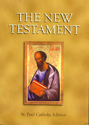 St. Paul Catholic New Testament-OE