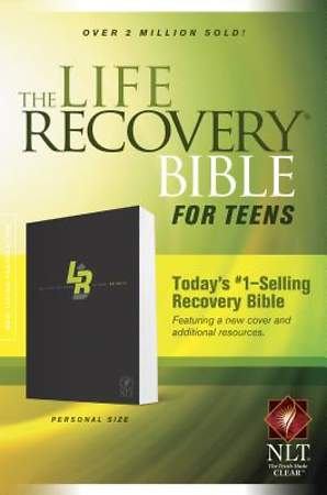 Life Recovery Bible for Teens-NLT-Personal Size