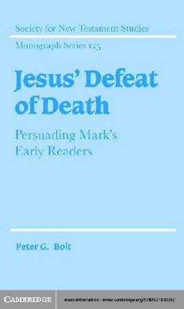 Jesus' Defeat of Death [Adobe Ebook]