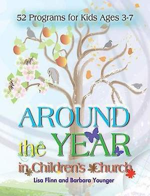 Around the Year in Children's Church - eBook [ePub]