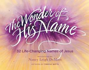 The Wonder of His Name [ePub Ebook]