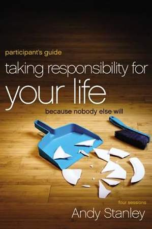 Taking Responsibility for Your Life Participant's Guide with DVD