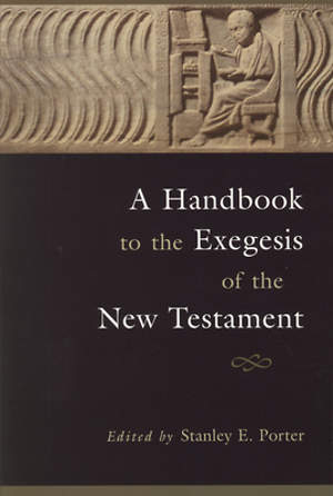 Handbook to the Exegesis of the New Testament