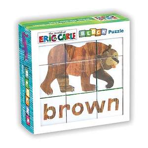 The World of Eric Carle Block Puzzle