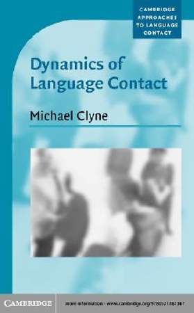Dynamics of Language Contact [Adobe Ebook]