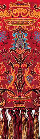 Liturgical Tapestry Red Stole
