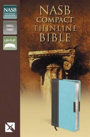 NASB Thinline Compact Bible