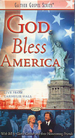 Bill and Gloria Gaither God Bless America DVD