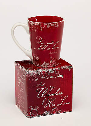 And Wonders of His Love Mug