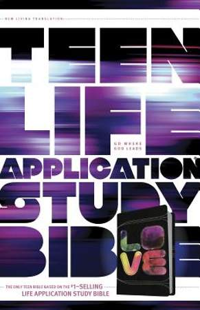 Bible New Living Translation Teen Life Application Study
