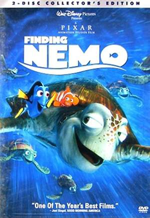 Finding Nemo (Collector`s) DVD