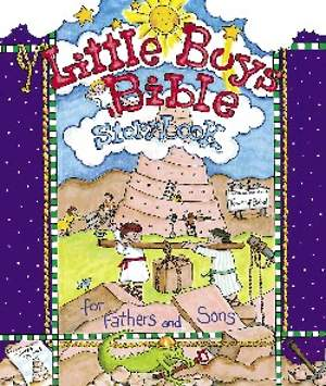 Little Boys Bible Storybook for Fathers and Sons