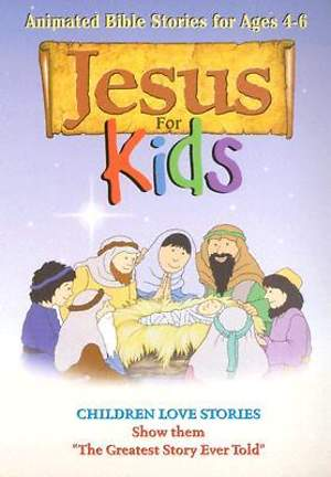 Jesus for Kids DVD