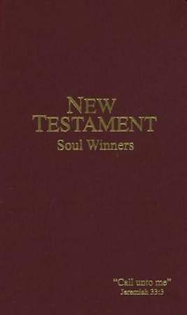 Soul Winner's New Testament
