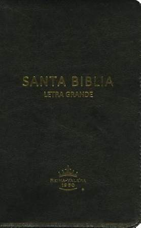 Reina Valera 1960 Large Print Bible