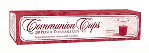 Communion Cups - Box of 100