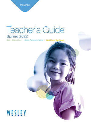 Wesley Preschool Teachers Guide Spring 2015