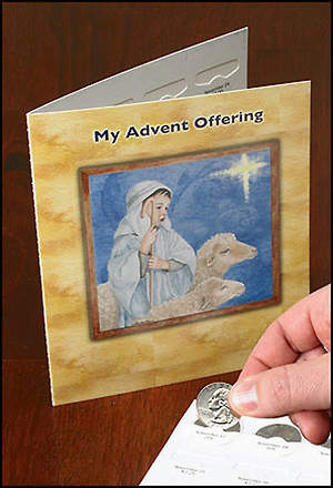 Shepherd Advent Offering Folder (Pack of 50)