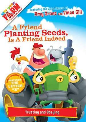 A Friend Planting Seeds Is a Friend Indeed