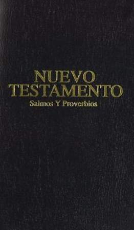 Spanish Pocket New Testament with Psalms and Proverbs