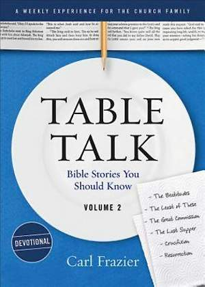 Table Talk Volume 2 - Devotions - eBook [ePub]