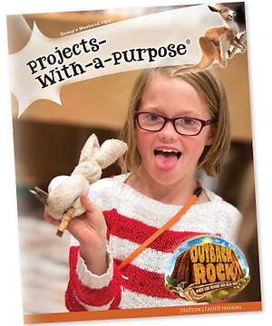 Group VBS 2015 Projects-With-a-Purpose Leader Manual
