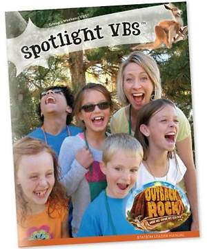 Group VBS 2015 Spotlight Leader Manual