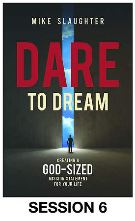 Dare to Dream Streaming Video Session 6