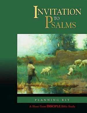 Invitation to Psalms: Planning Kit