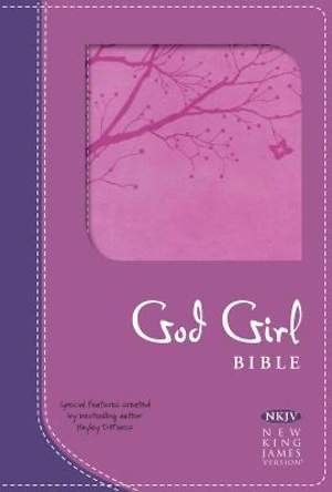 NKJV God Girl Bible, Duravella #1 (Color Forthcoming)