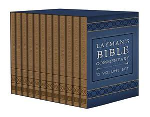 Layman's Bible Commentary Set (Deluxe Handy Size)