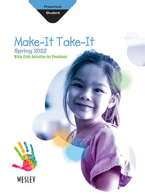 Wesley Preschool Make It Take It Spring 2015