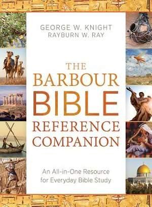 The Barbour Bible Reference Companion